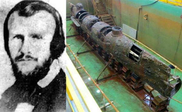 Horace Lawson Hunley Horace Lawson Hunley Combat Submarine Inventors Who
