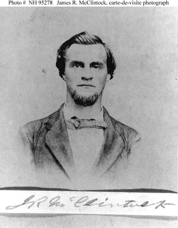 Horace Lawson Hunley US PeopleMcClintock James R