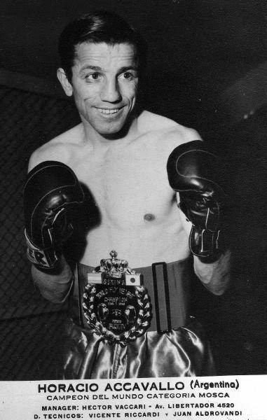 Horacio Accavallo Blog Argentino De BoxeoDe Gabriel Muoz Acerca de la Salud de