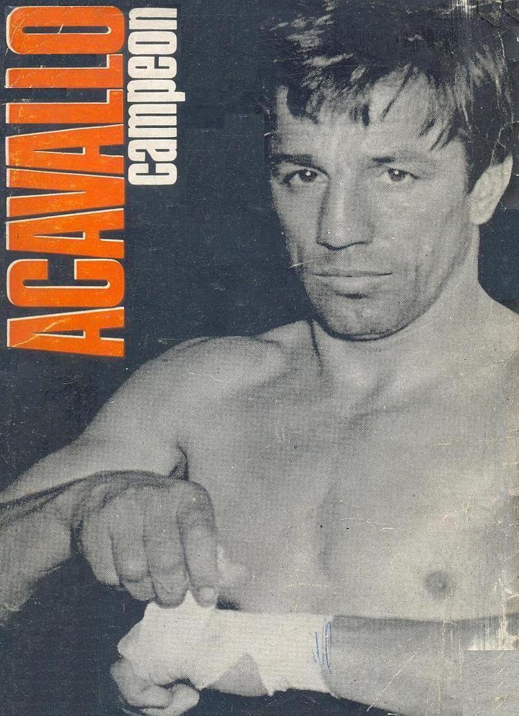 Horacio Accavallo Archivo TEA y DeporTEA Boxeo
