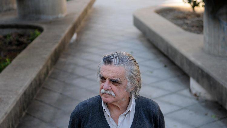 Horacio González No voy a hacer declaraciones de amor Revista Anfibia