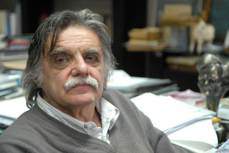 Horacio González Biblioteca Nacional Horacio Gonzlez feroz con Andrs Ibarra