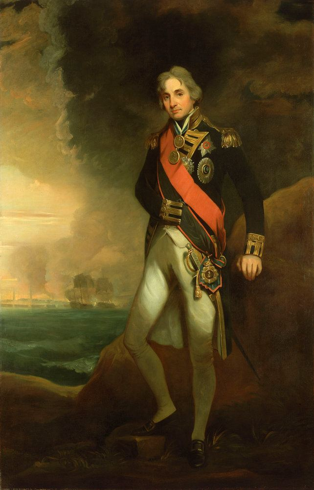 Horatio Nelson, 1st Viscount Nelson RearAdmiral Horatio Nelson 1st Viscount Nelson 1758
