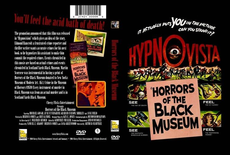 Horrors of the Black Museum 4 Movie Reviews Day of the Triffids Fan of the Dead The Horrors