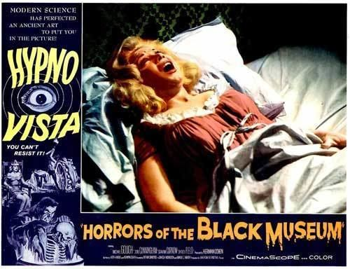 Horrors of the Black Museum Horrors of the Black Museum 1959 REVIEW The Spooky Isles