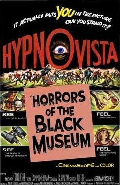 Horrors of the Black Museum Horrors of the Black Museum 1959 Popcorn Pictures