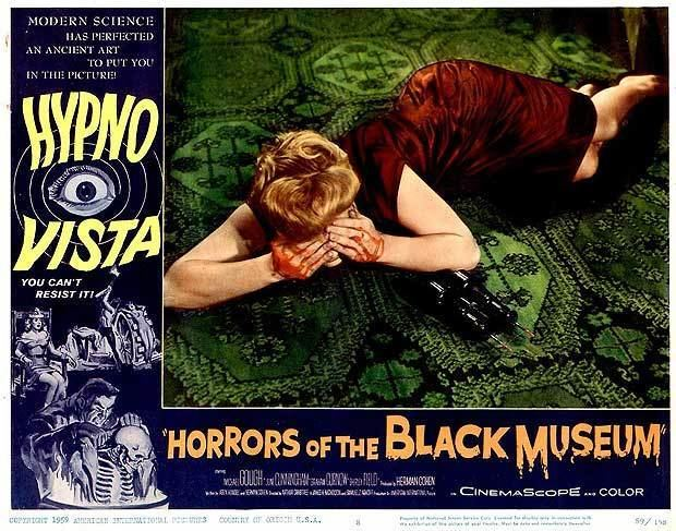 Horrors of the Black Museum Horrors of the Black Museum 1959 The House Of Stuff