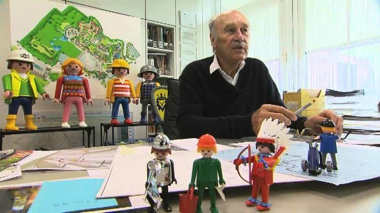 Horst Brandstätter PlaymobilGeschftsfhrer Horst Brandsttter YouTube