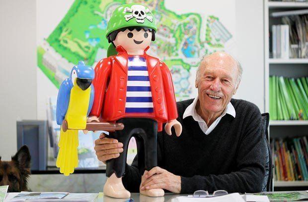 Horst Brandstätter Horst Brandsttter Father of Playmobil Dies at 81 ArtSheep