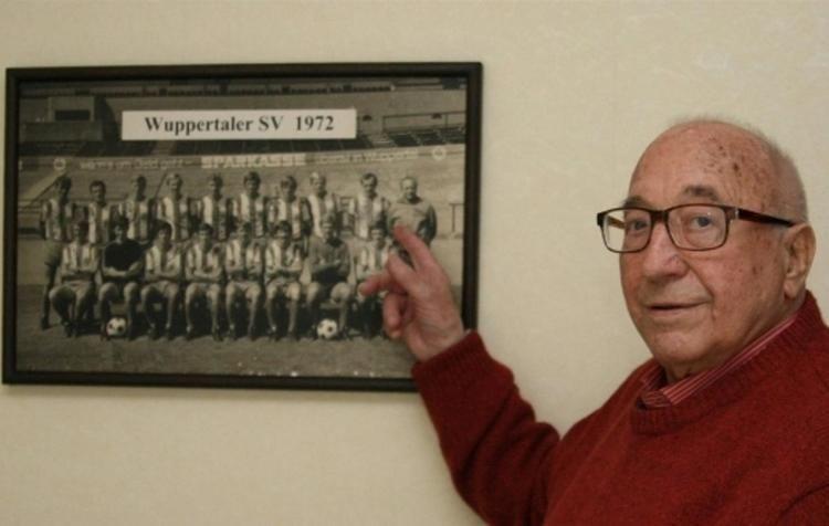 Horst Buhtz WSV trauert um Horst Buhtz WZ Sportplatz