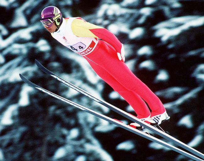 Horst Bulau Catching up with Canadian ski jumping legend Horst Bulau