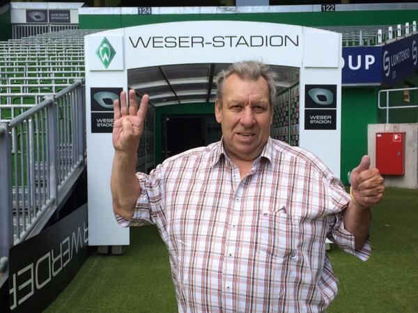Horst-Dieter Höttges Die Mannschaft on Twitter quotGER ist aneurerseite HorstDieter