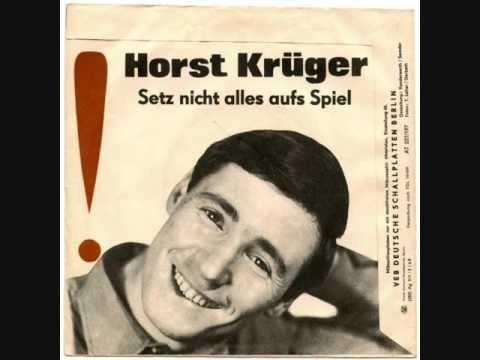 Horst Krüger WN horst krger