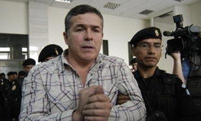 Horst Overdick Guatemala Extradites Drug Kingpin Walther Overdick to US