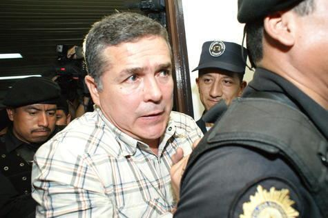 Horst Overdick Guatemala Envan a presunto capo Walter Overdick a crcel Fraijanes I