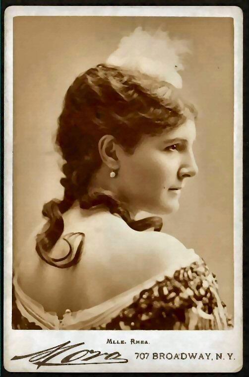 Hortense Rhea