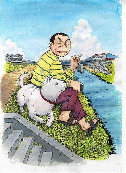 Hoshi Mamoru Inu Recomendacin manga de la semana HOSHI MAMORU INU Plvora La