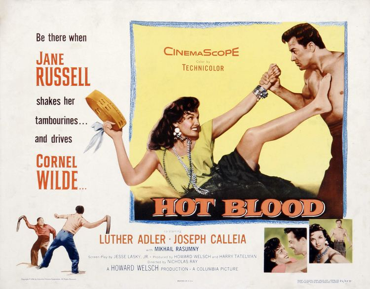 Hot Blood Hot Blood 1956