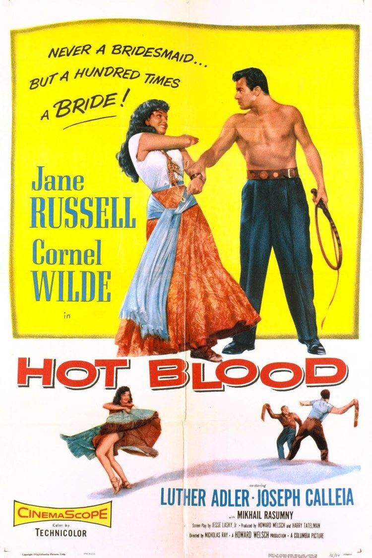 Hot Blood wwwgstaticcomtvthumbmovieposters42471p42471