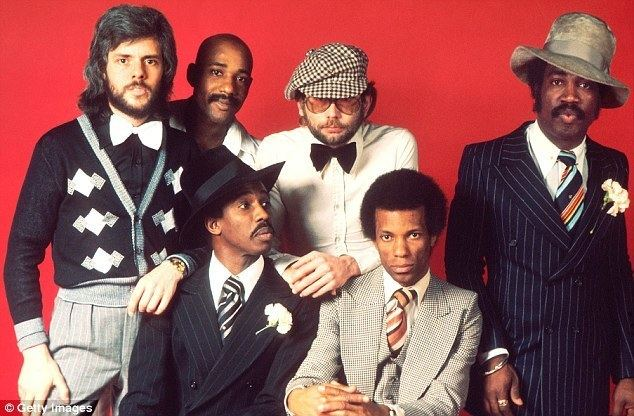 Hot Chocolate (band) Hot Chocolate singer Errol Brown dead aged 71 Daily Mail Online