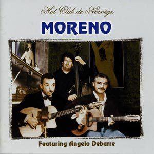 Hot Club de Norvège Moreno by Moreno with Angelo Debarre amp Hot Club de Norvege Gypsy Jazz