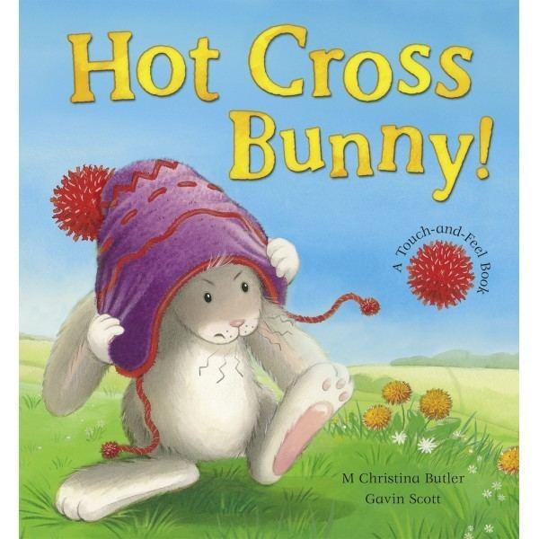 Hot Cross Bunny Little Tiger PressHot Cross Bunny
