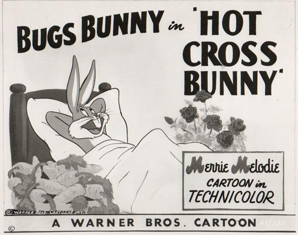 Hot Cross Bunny cartoonresearchcomwpcontentuploads201503hot