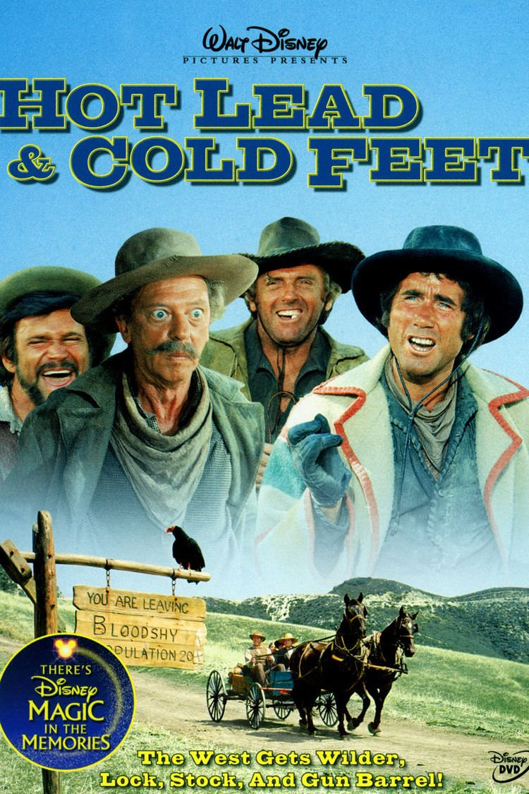 Hot Lead and Cold Feet wwwgstaticcomtvthumbdvdboxart22p22dv8aajpg