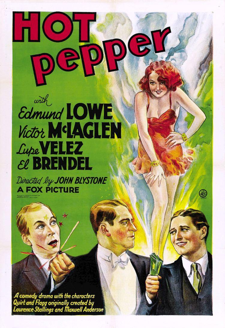 Hot Pepper (1933 film) Hot Pepper 1933 film Wikipedia