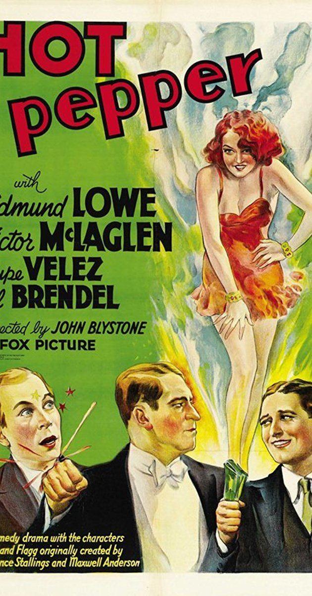 Hot Pepper (1933 film) Hot Pepper 1933 IMDb