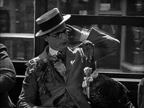 Hot Water (1924 film) Happy Thanksgiving Harold Lloyd in Hot Water 1924 Nitrate Diva