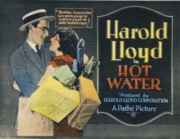 Hot Water (1924 film) filmsgradedcom Hot Water 1924