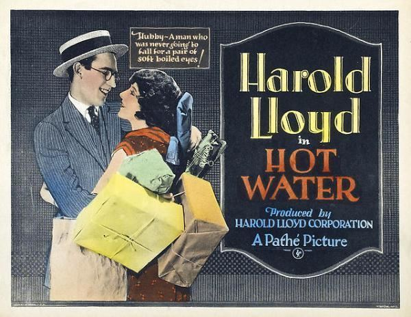 Hot Water (1924 film) Lauras Miscellaneous Musings Tonights Movie Hot Water 1924
