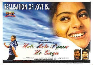 Hote Hote Pyar Ho Gaya movie poster