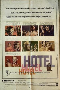 Hotel (1967 film) Hotel 1967 film Wikipedia