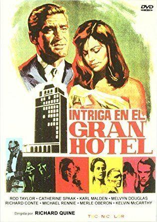 Hotel (1967 film) HOTEL 1967 Rod Taylor Karl Malden Region 2 Amazoncouk Rod