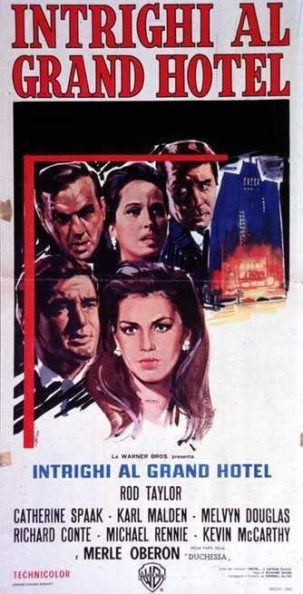 Hotel (1967 film) Intrighi al Grand Hotel 1967 FilmTVit
