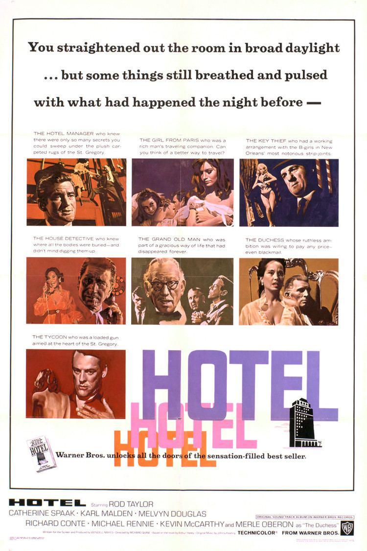 Hotel (1967 film) wwwgstaticcomtvthumbmovieposters1846p1846p