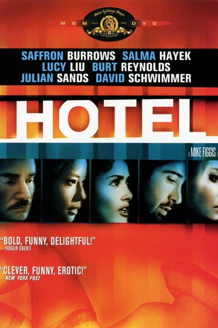 Valentina Cervi, Stefania Rocca Hotel - IT/UK 2001 [bush]