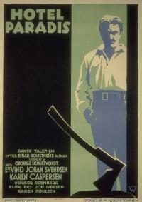 Hotel Paradis movie poster