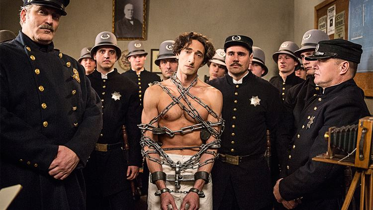 Houdini (play) movie scenes  Houdini Miniseries TV Review on History channel Variety