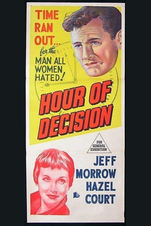 Hour of Decision (film) wwwgstaticcomtvthumbmovieposters40874p40874