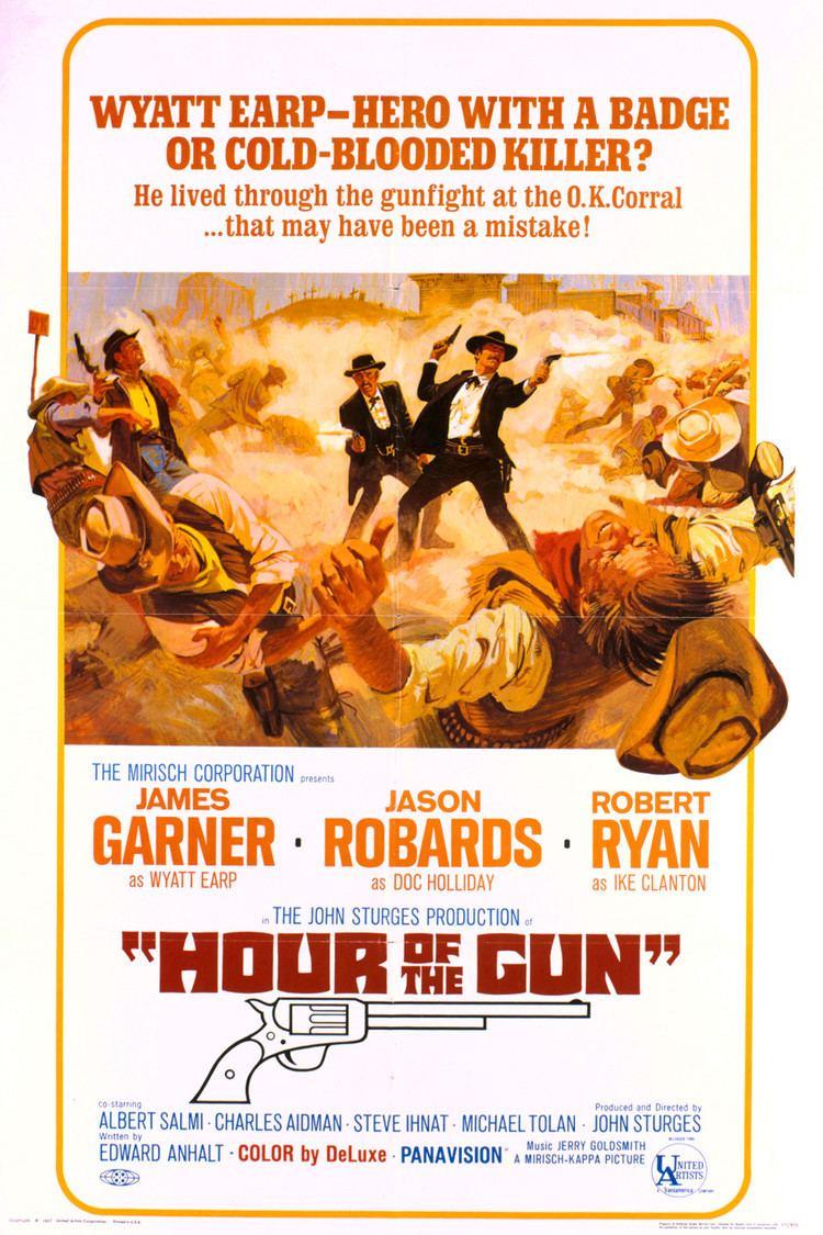 Hour of the Gun wwwgstaticcomtvthumbmovieposters1481p1481p