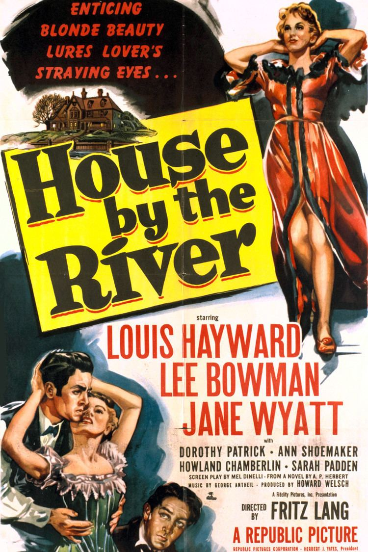 House by the River wwwgstaticcomtvthumbmovieposters45308p45308