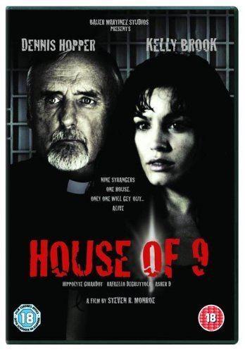 House of 9 House Of Nine DVD Amazoncouk Dennis Hopper Kelly Brook