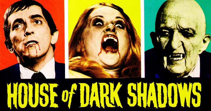 House of Dark Shadows The Collinsport Historical Society Famous Monsters enters HOUSE OF