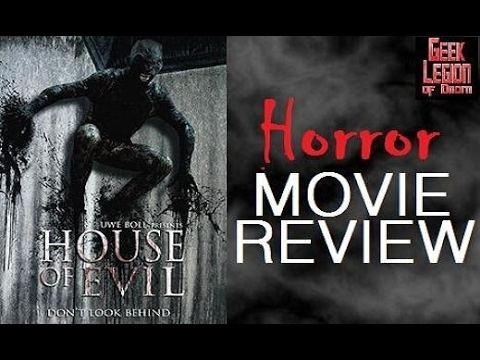 House of Evil HOUSE OF EVIL 2017 Andrew Harwood Mills Horror Movie Review