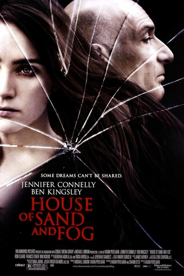 House of Sand and Fog (film) wwwgstaticcomtvthumbmovieposters31348p31348