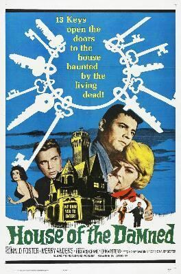 House of the Damned (1963 film) movie poster