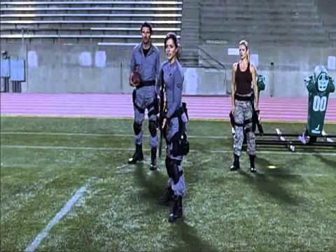 House of the Dead 2 (film) movie scenes House of the Dead 2 movie football scene